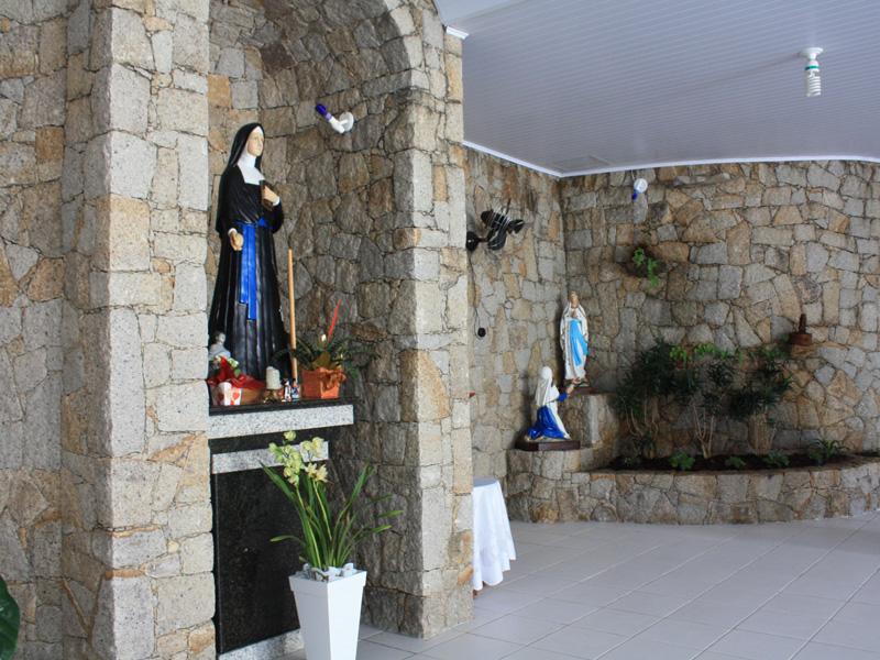 Recanto das Baleias - Capela Santa Paulina