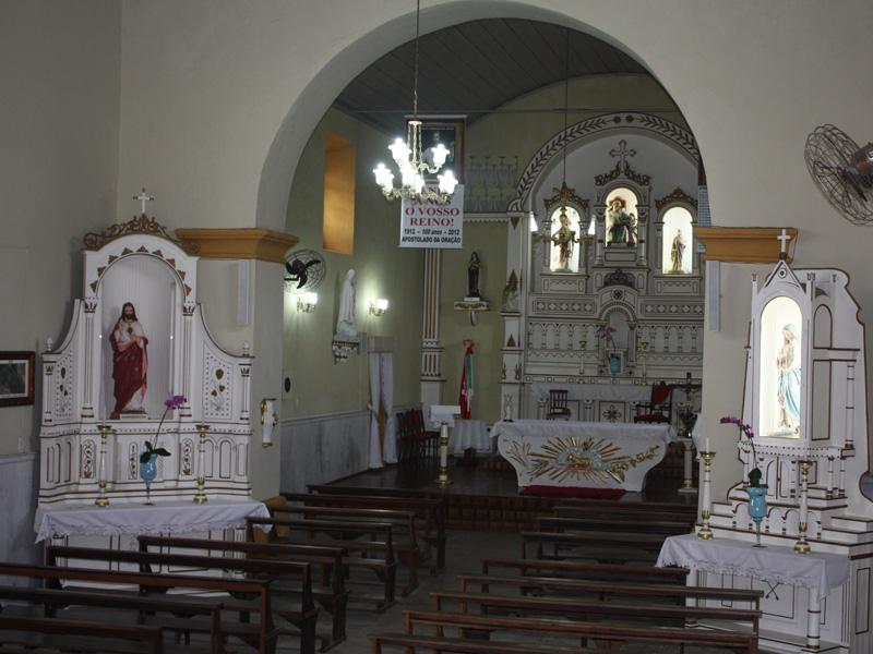 Recanto das Baleias - Igreja Santana do Mirim